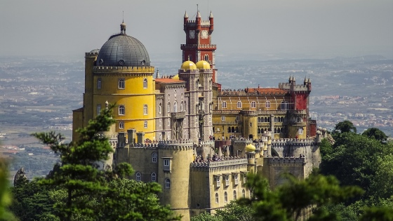 Destination Weddings in Sintra, Portugal